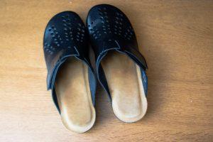 chaussures d'hopital aide soignante